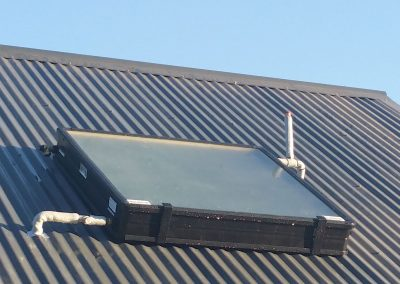 Solar Geyser 100 Litre Installation