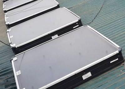 Solar Geyser 400 Litre Installation