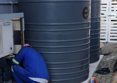 RESIDENTIAL BACKUP WATER SOLUTIONS